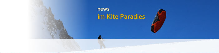Kite Paradies Blog