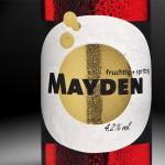 Mayden - Wein und Hibiskus in Kombination