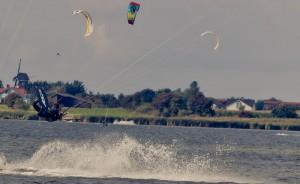 Raley Jump Kitesprung