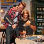Autogrammstunde mit Windsurf-Weltmeister Philip Köster