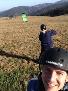 Kite Unterricht mit Olli P.